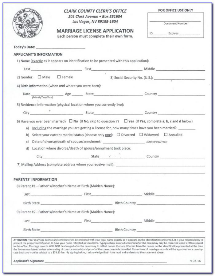 State Of Nevada Llc Forms