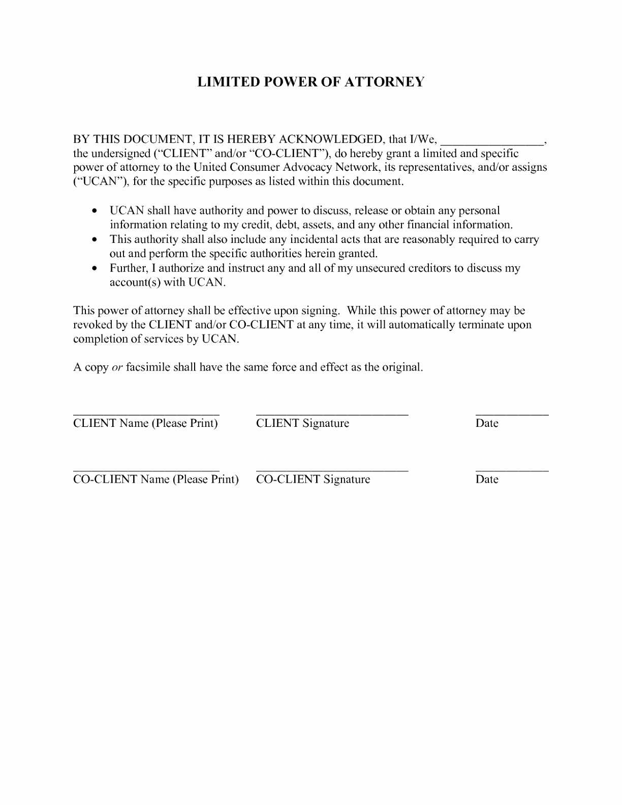 Real Estate Power Of Attorney Texas Luxury Power Attorney Form Free Printable New Special Power Attorney