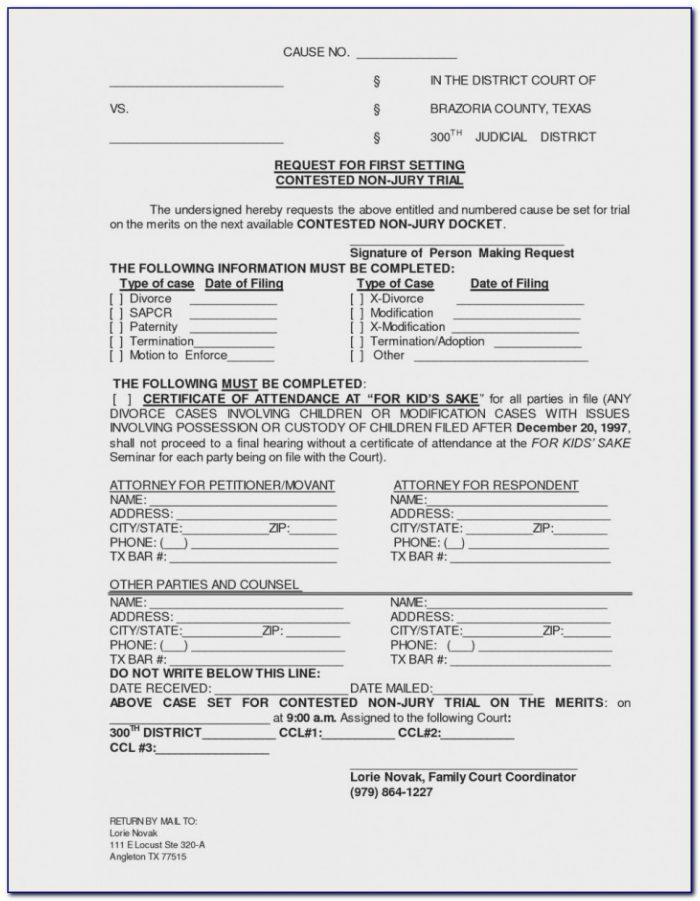Superior Court Yuma Az Divorce Forms