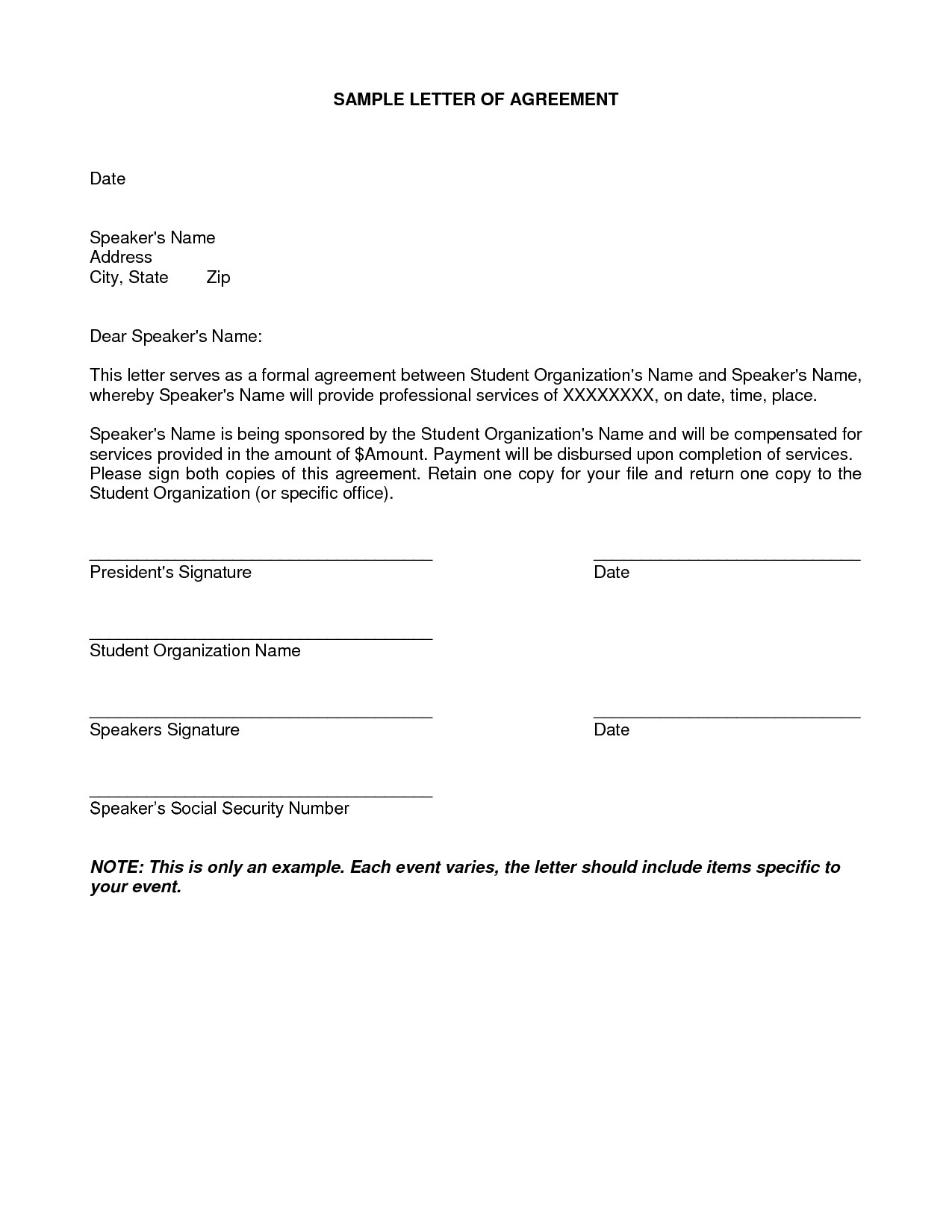 Break Lease Agreement Form 24 Elegant Sample Tenancy Agreement Letter In Ghana