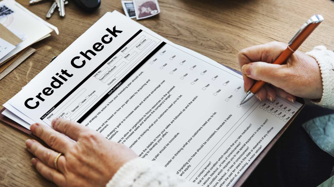 Tenant Credit Check For Landlords