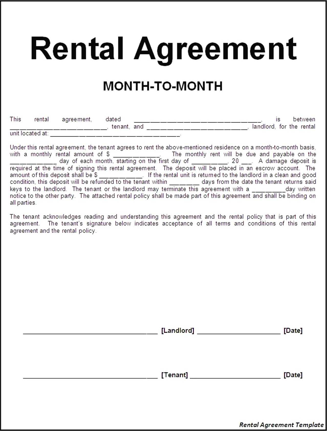 Tenants In Common Agreement Awesome Free Job Application Form Download Any Forms Pdf