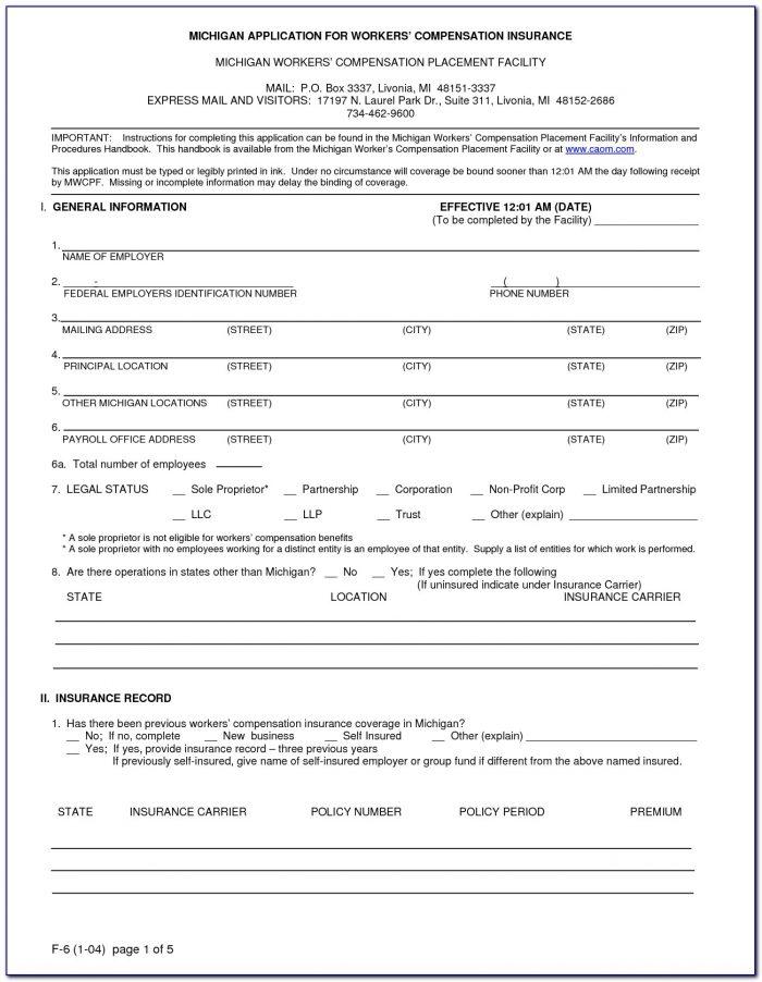 Tennessee Workers Compensation Mileage Reimbursement Form