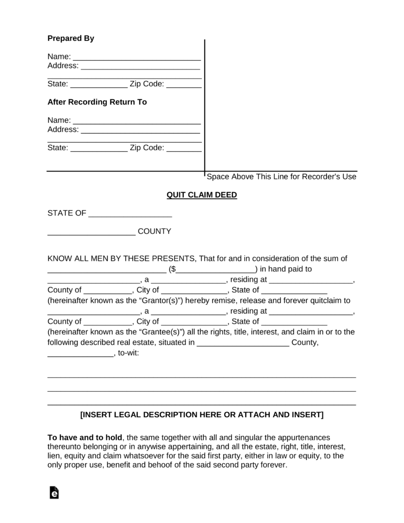 Texas Residential Deed Of Trust Form