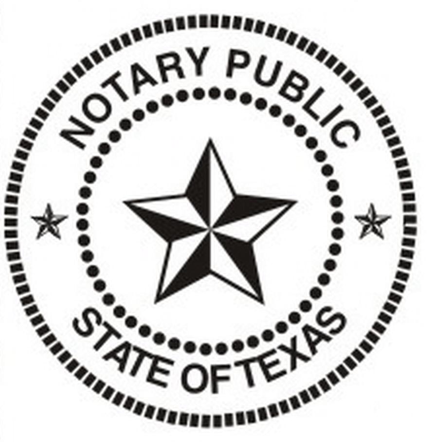 Texas State Notary Handbook