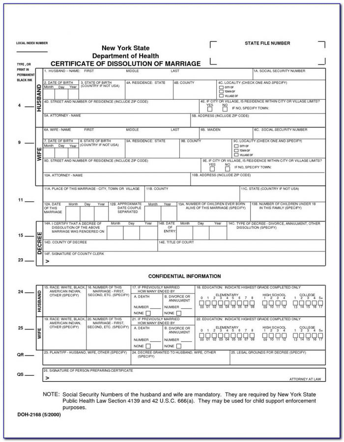 Texas Uncontested Divorce Paperwork