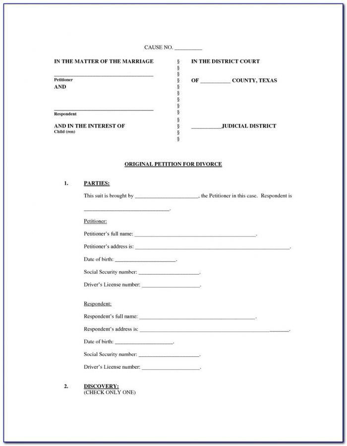 Texas Workers Comp Exclusion Form