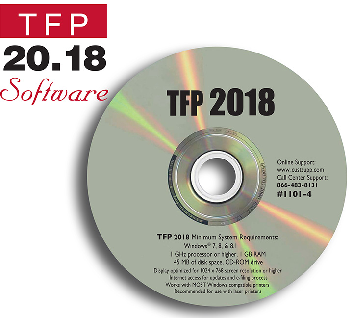Tfp 1099 And W2 Forms Software