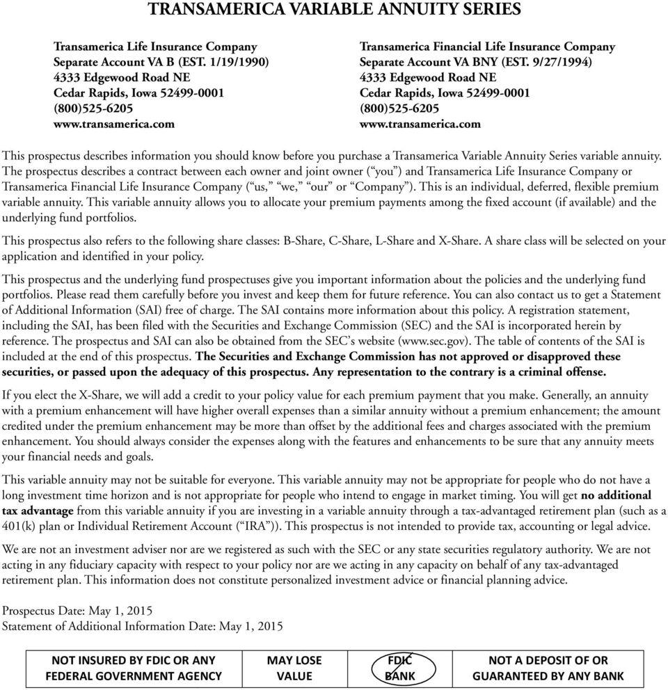 Transamerica Life Insurance Assignment Form