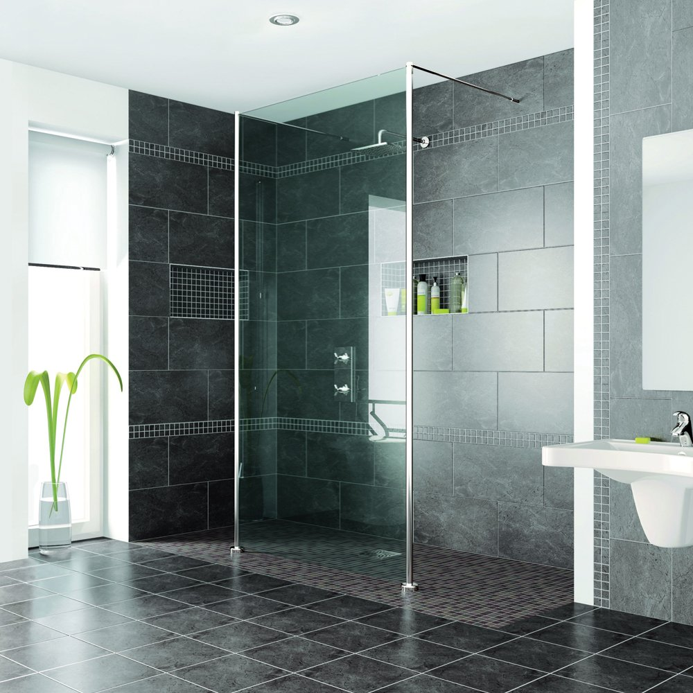 Tuff Form Wet Floor Shower System