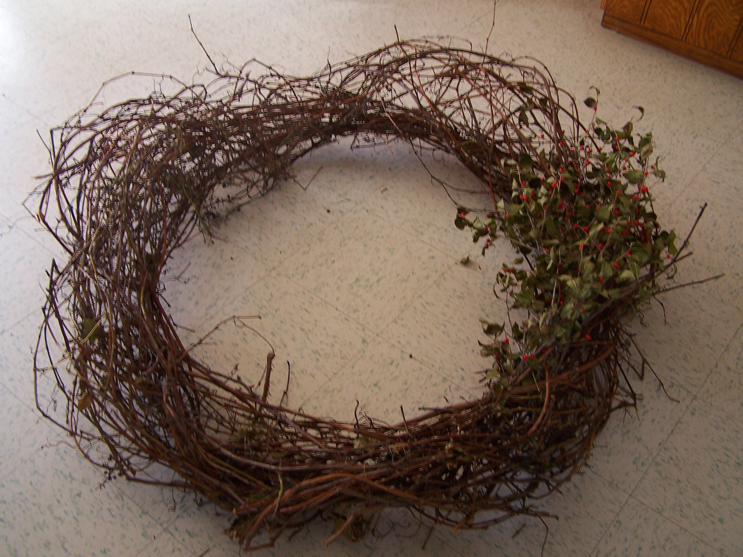 Twig Wreath Forms