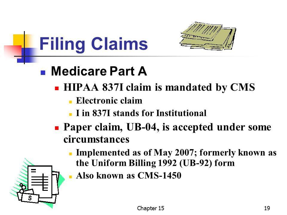 Ub 04 Hospital Billing Form