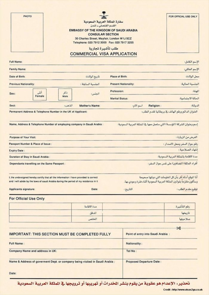 Uk Visa Application Form In Nigeria Pdf