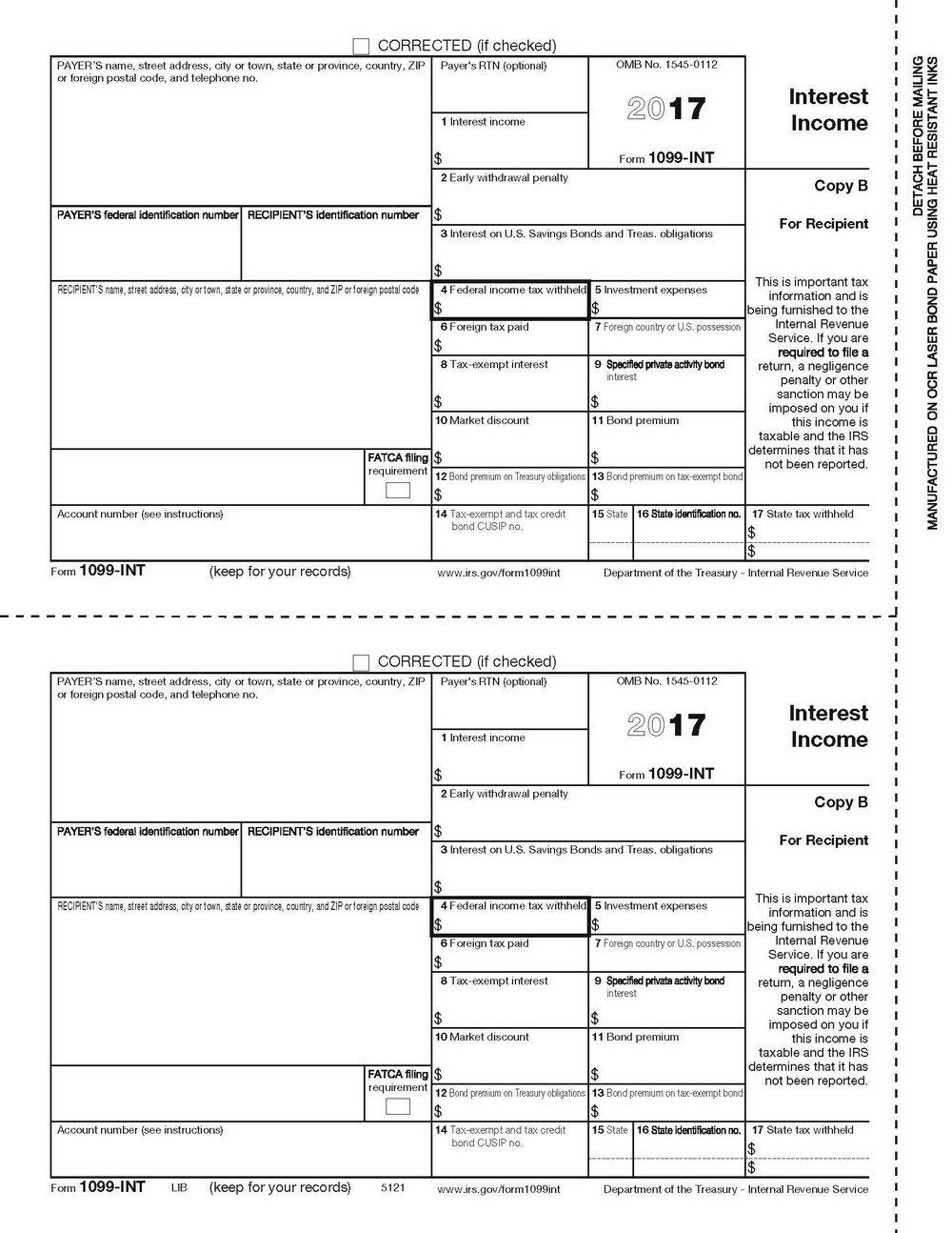 Unemployment W2 Form 2017