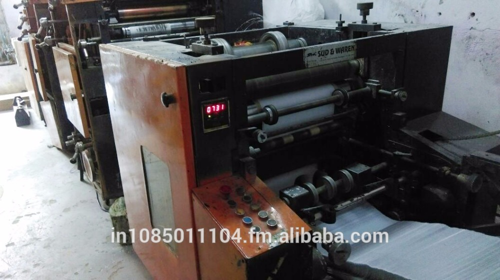Used Continuous Form Printing Machine For Sale