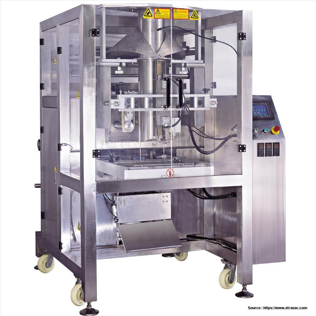 Used Vertical Form Fill Seal Packaging Machines