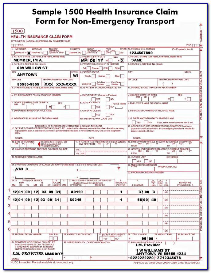 Va Claim Forms 21 526