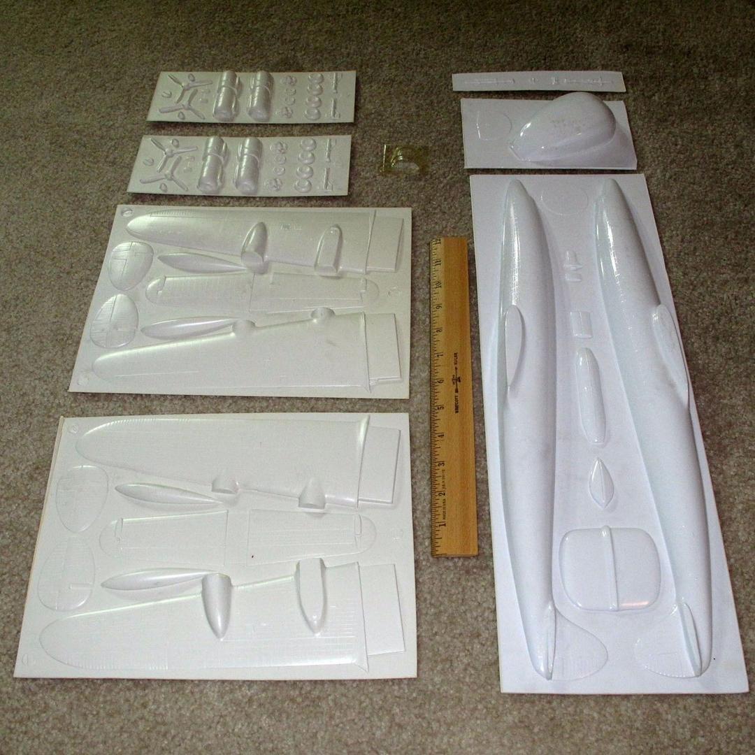 Vacuform Plastic