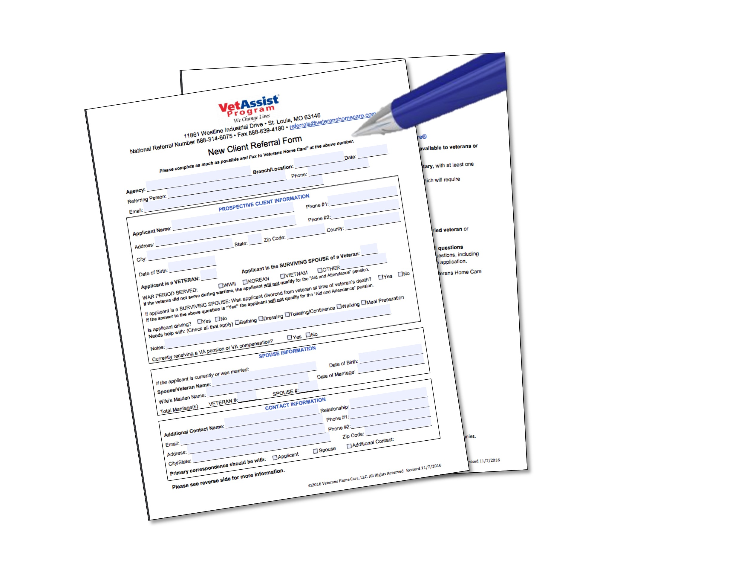 Veterans Aid And Attendance Form 21 534