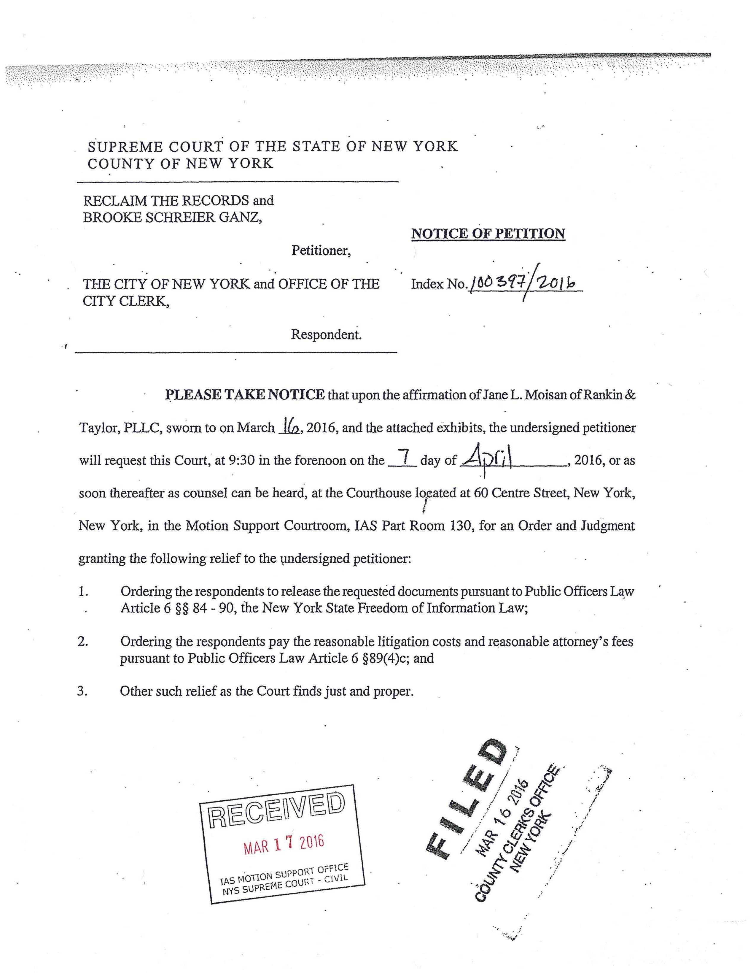 Washington State Divorce Filing Records