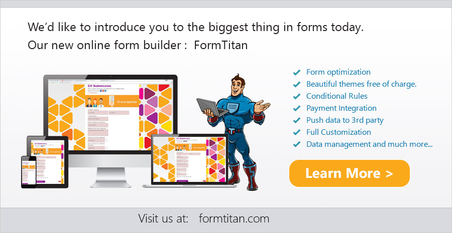Web Form Builder Free