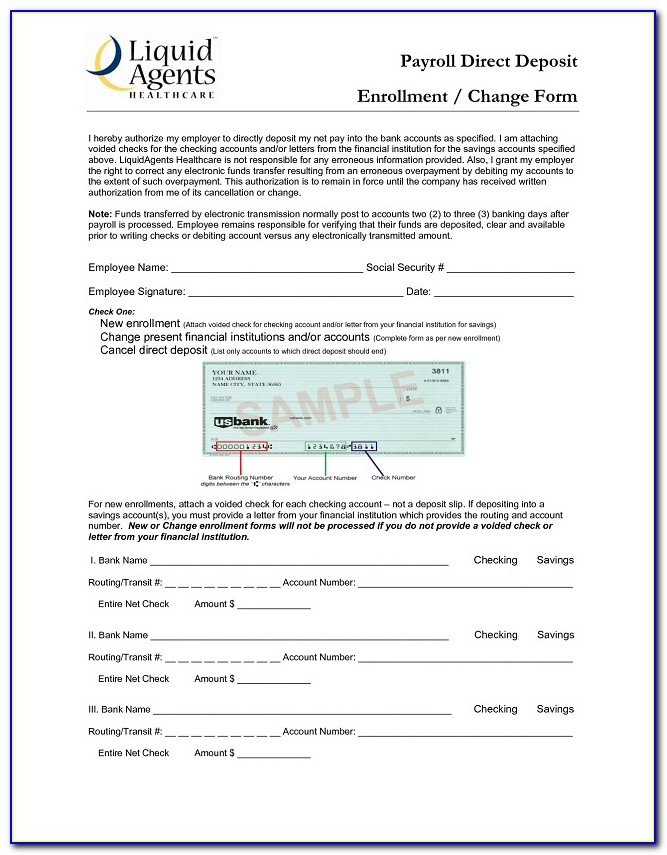 Wells Fargo Mortgage Ach Form