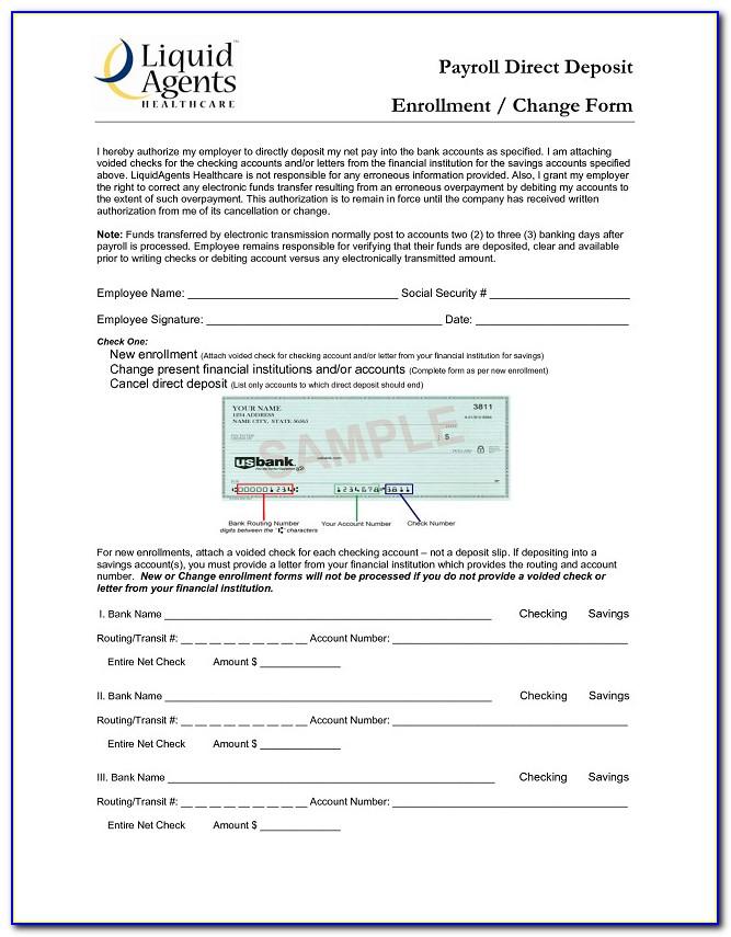 Wells Fargo Mortgage Ach Form