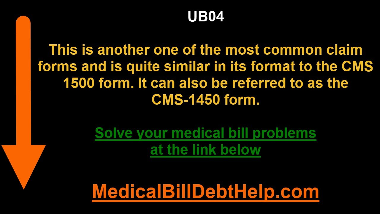 What Is Cms Form 1450