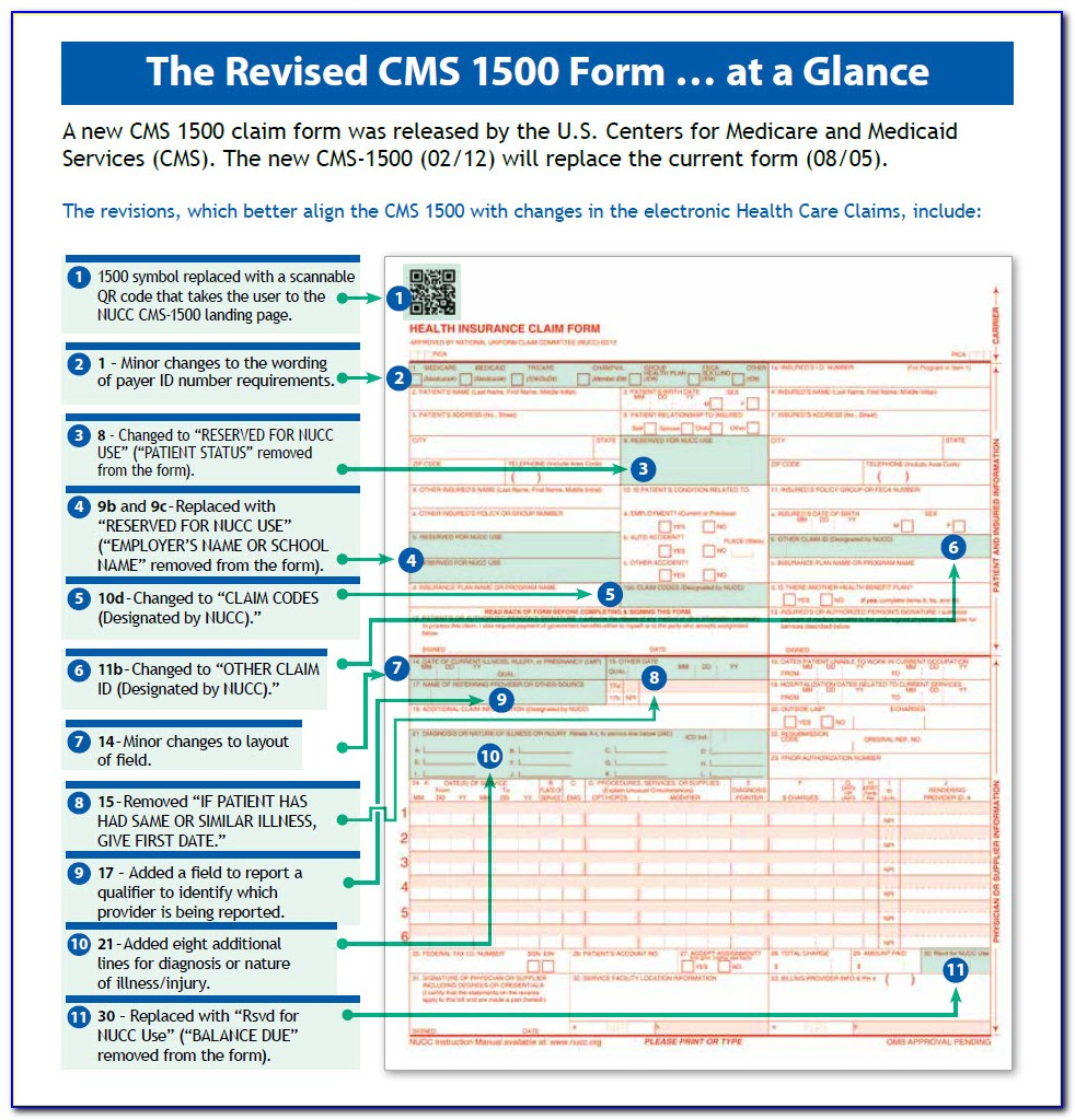 What Is Cms Form 671