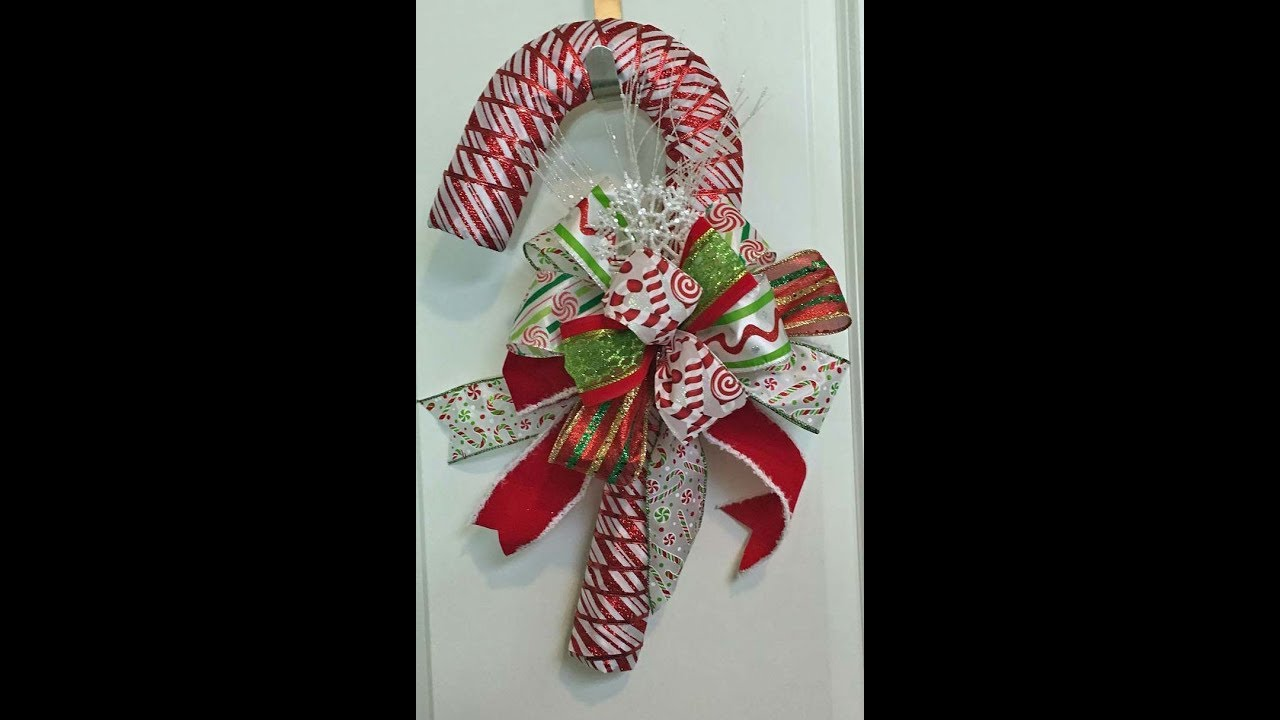Where To Buy Candy Cane Wreath Form