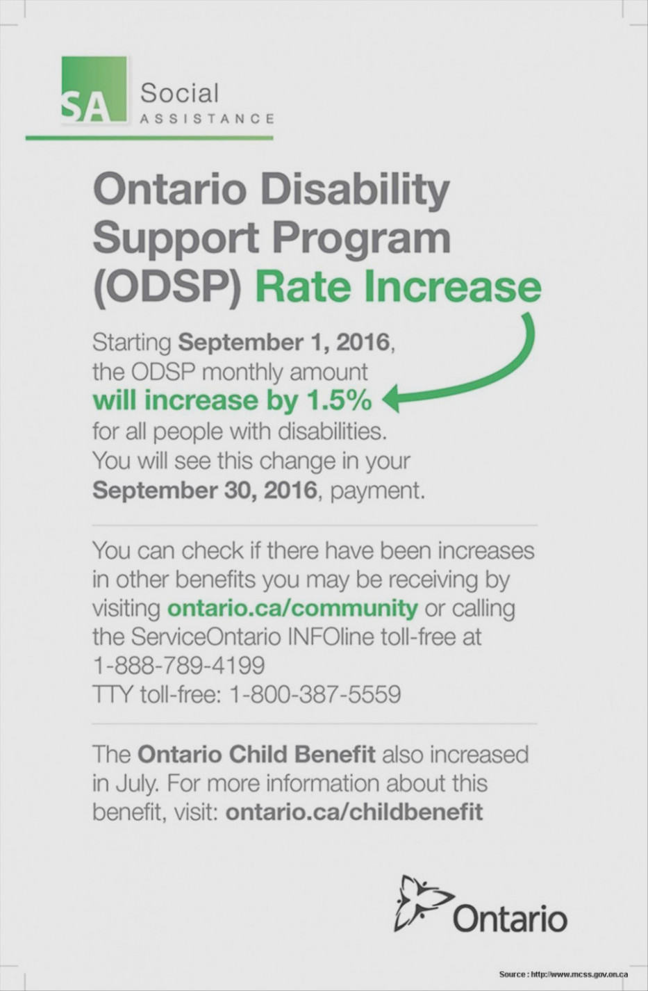 Where To Get Ontario Disability Forms
