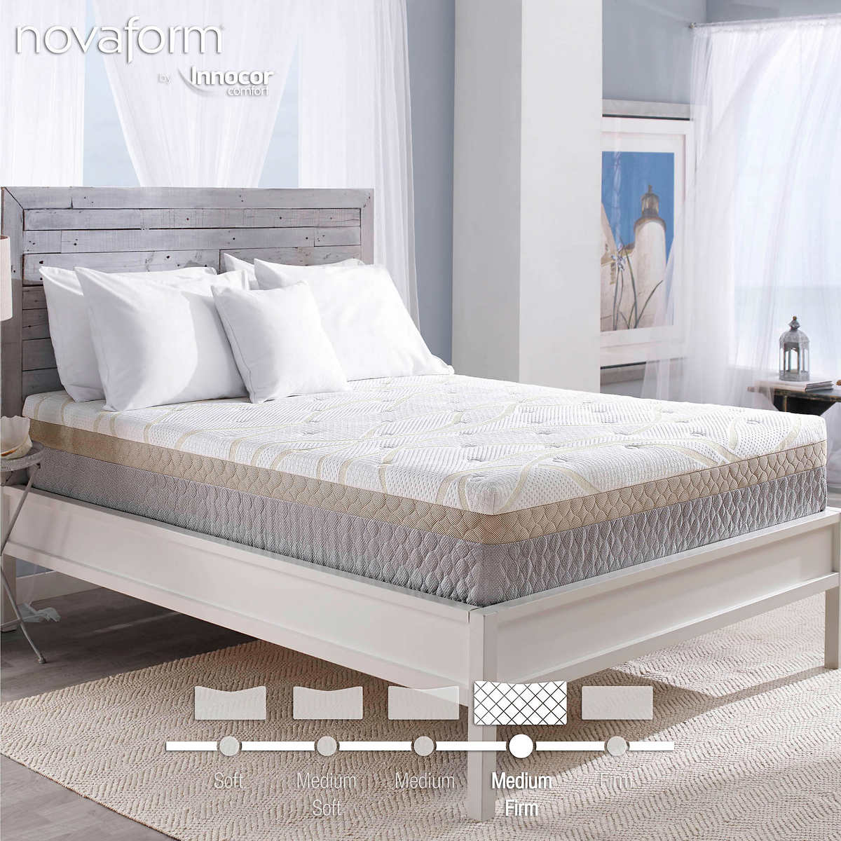 Who Makes Novaform Mattress