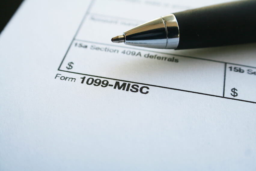 Who Must File 1099 Misc Form