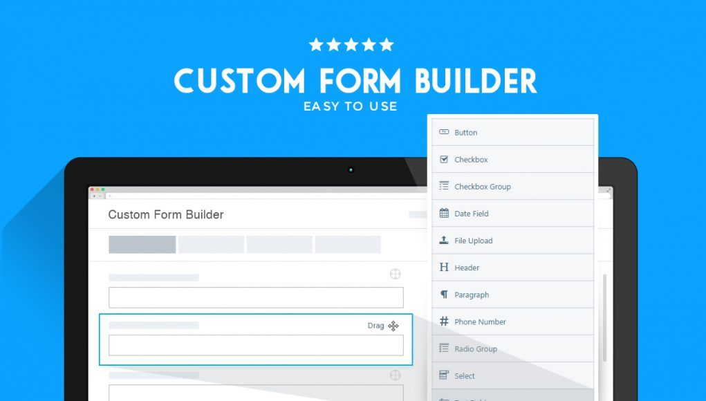 Wordpress Form Builder Plugin Best