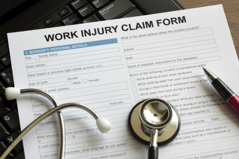 Workers Compensation Claim Form Missouri