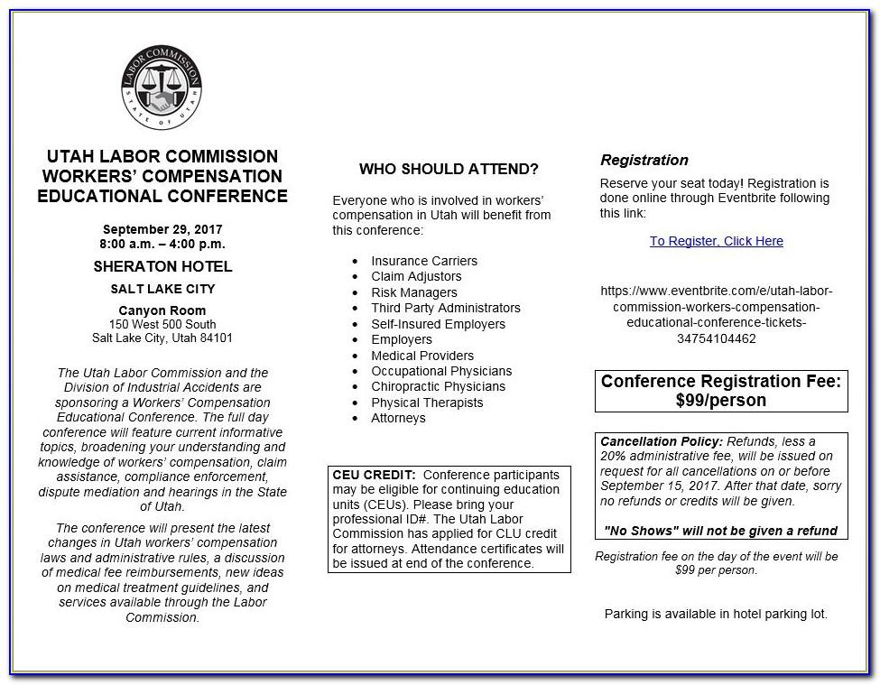 Workmans Comp Waiver Form Colorado