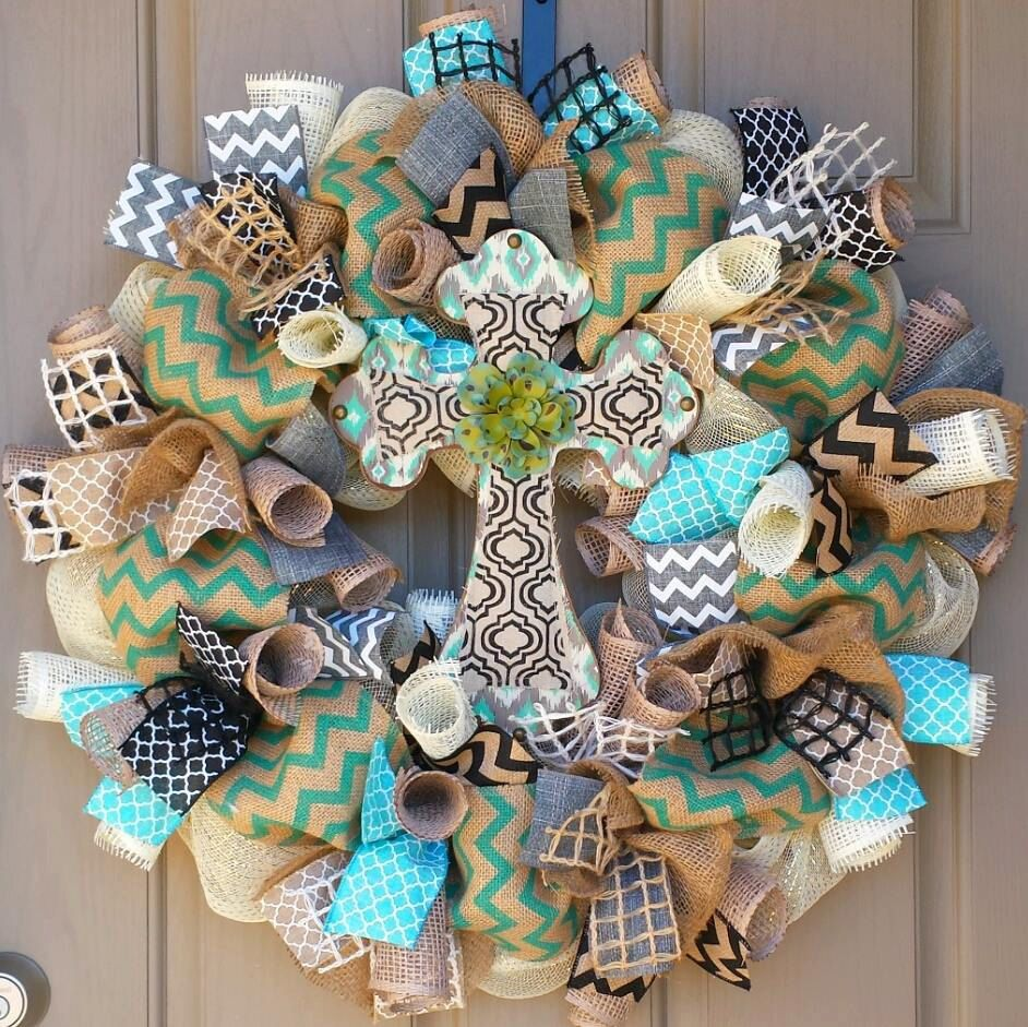 Wreath Forms For Deco Mesh