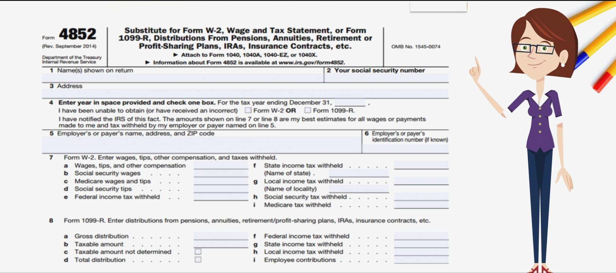 Wrong Social Security Number On W2 Form