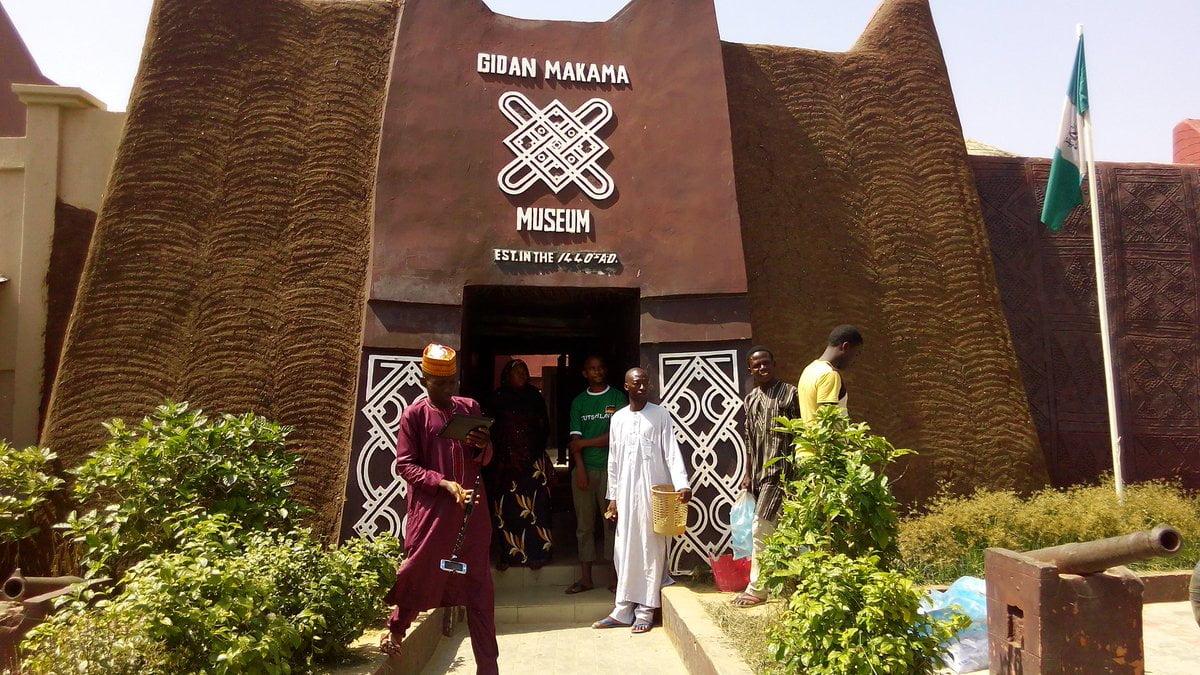 Image result for Gidan Makama Museum/Kano Museum