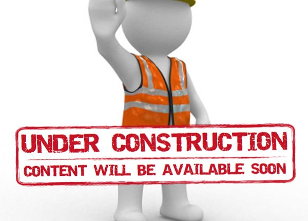Page is under construction