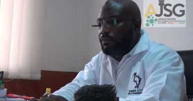 Dr Alpha Kabinet KEITA | Covid-19 : « il est toujours mieux d'être à côté d'un médecin pour qu'en cas de symptôme inhabituel… »