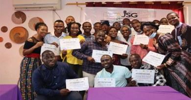 Médias : l'AJSG boucle sa formation en Mobile Journalisme !