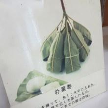 Anko dumplings