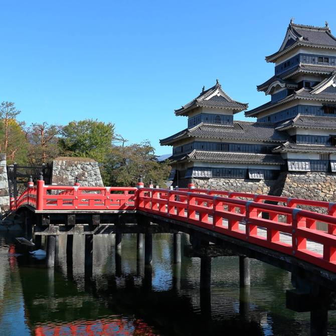 Matsumoto Castle ca 1594