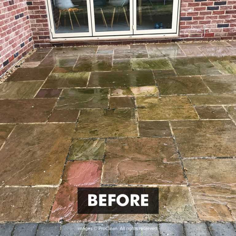 new clean 60 patio cleaner