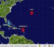 """Météo : La tempête tropicale """"Gonzalo"""" pourrait frapper Haïti ce week-end"""
