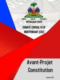 Le projet de la nouvelle constitution haïtienne, n'est-il pas un poison violent pour le peuple haïtien?