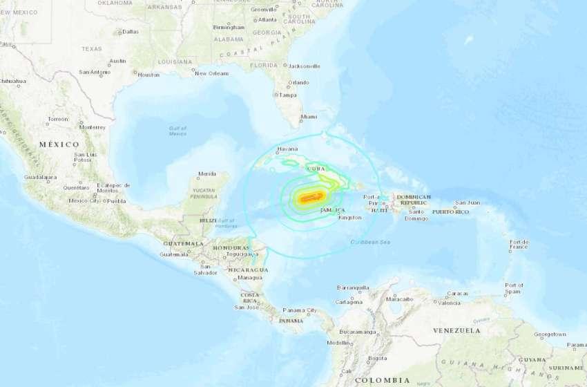 Un séisme de magnitude 4,7 frappe l'Ouest de Cuba