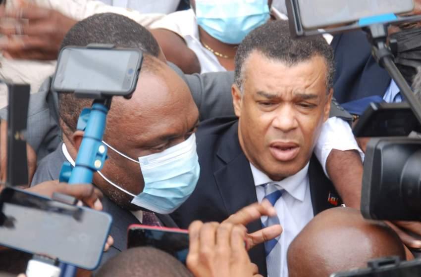 Assassinat du président Jovenel Moïse : Youri Latortue et Steven Benoit ont répondu à l'invitations du parquet de Port-au-Prince