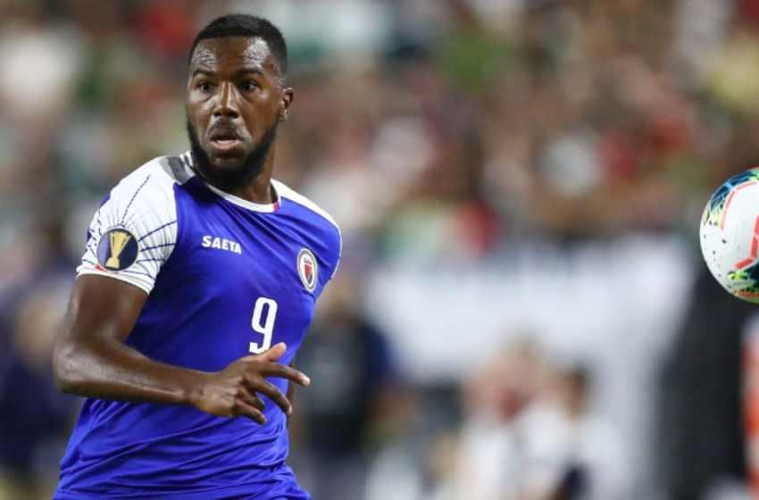 #COVID19-Duckens Nazon et un autre joueur de la Sélection Haïtienne de Football testés positif au coronavirus